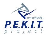 PEKIT for school logo