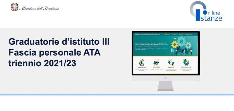 Bando ATA 24 mesi 2021-2023: massimo punteggio con Pekit